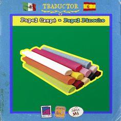Multiusos, para manualidades, disfraces y más… www.lapanzaesprimero.com