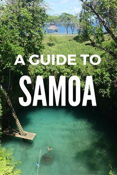 A kickarse guide to Samoa!