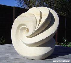 Bildergebnis für contemporary sculpture that uses nature as inspiration Stone Sculpture, Plaster Sculpture, Sculptures Céramiques, Pottery Sculpture, Sculpture Art, Sculpture Ideas, Art Pierre, Contemporary Sculpture, Stone Carving