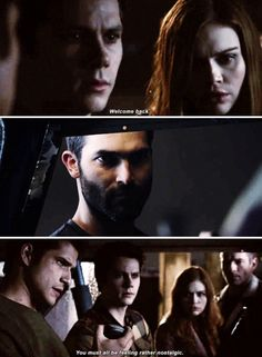which ep is this . Teen Wolf 6b, Teen Wolf Memes, Teen Wolf Dylan, Teen Wolf Stiles, Teen Wolf Cast, Dylan O'brien, Stydia, Sterek, Only Teen