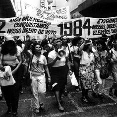 O Atibaiense / A histórica campanha pelas DIRETAS JÁ