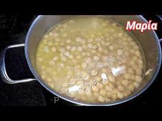 Λεμονάτα ρεβύθια!!!! - YouTube Cheeseburger Chowder, Oatmeal, Soup, Vegetables, Breakfast, Youtube, The Oatmeal, Morning Coffee, Rolled Oats