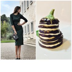 Adda's All – Fashion Food inspiruar nga Kristi Janku-Kapreze me patëllxhanë