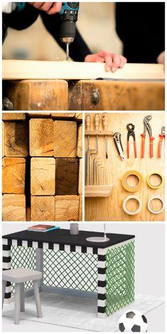 Details zu Multifunktions Hochbett JOCKEY mit Regal Schreibtisch und