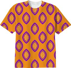 Ankara Style shirts from Print All Over Me