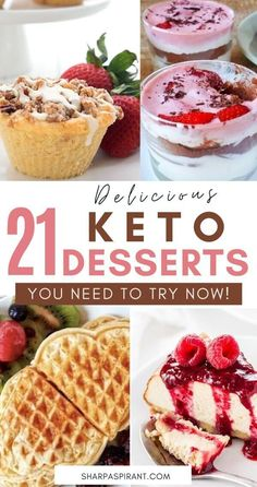 Easy Keto Dessert Recipes – keep your Ketogenic Diet guilt-free while indulging on your sweet cravings! These healthy Keto Desserts are quick to cook; some are no-bake and low carb that will never break your ketosis. Keto Fat Bombs, chocolate, cream cheese, cheesecakes and other pleasures all Keto-friendly! #keto #ketogenic #ketodiet #recipe #desserts #diet #food #dessertfoodrecipes #ketorecipes #lowcarb Quick Easy Desserts, Keto Dessert Easy, Dessert Recipes, Chocolate Roll Cake, Chocolate Cream, Keto Friendly Desserts, Low Carb Desserts, Low Carb Cheesecake Recipe, Sugar Free Sweets