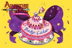 """Read """"Adventure Time 2014 Annual Special Baby Cakes"""" by Frank Gibson available from Rakuten Kobo. Cake is a sweet little kitten gettin' into magical mischief with her best friend.little adventurer Fionna! Tiny Kitten, Little Kittens, Boom Studios, Comic News, Time News, Adventure Time Anime, Comic Covers, Geek Stuff, Birthday Cake"""