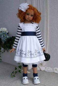 Новые коллекционные куклы от Angela Sutter. Часть третья / Коллекционные куклы Angela Sutter / Бэйбики. Куклы фото. Одежда для кукол
