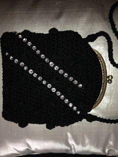 Number 8 #bags #diy #crochet #bolsos #ganchillo #fiesta