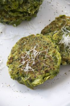 Broccoli Pannenkoekjes - Brenda Kookt