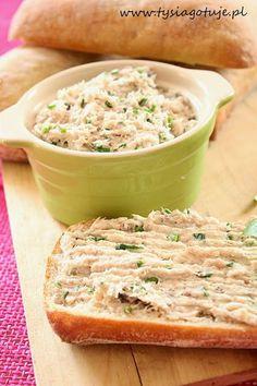 Przepisy na pasty do chleba   Tysia Gotuje blog kulinarny