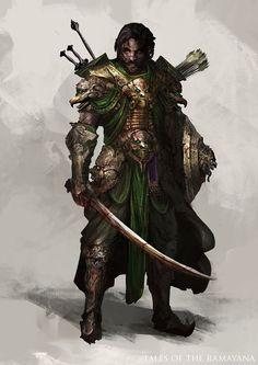 Resultado de imagem para warrior character