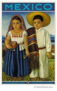 #Vintage #Mexico