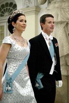 Mary, Crown Princess of Denmark: style file: