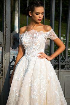 Milla Nova Bridal Wedding Dresses 2017 adalla2 / http://www.himisspuff.com/milla-nova-bridal-2017-wedding-dresses/13/