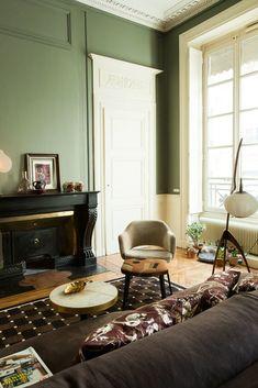 Chez Victor Cadene, à Lyon.