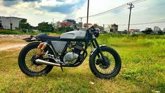 Suzuki GN250 By Garage Tu Thanh Da