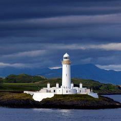 #Lighthouse - #Vuurtoren Lismore, #Scotland (2014_04_30 16_38_49 UTC) http://dennisharper.lnf.com/