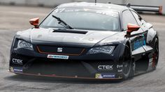 TouringCarTimes | Gallery: Cars of the 2016 STCC in action in Skövde