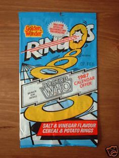 More Ringos   I remember these packets