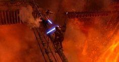 STAR WARS III REVENGE OF THE SITH (2005)