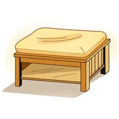 Three Pet Projects | Furniture | Interior | This Old House . Doggie Day Bed, Cat - box Bench and Pet Steps. Build your pet their own furniture. http://www.thisoldhouse.com/toh/article/0,,1207059,00.html #petfurniture #weekendwoodworking