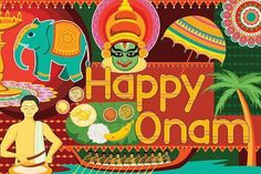 May this Onam you and your family in good health and let your life flows with happiness. Wish you a very Happy Onam! Festivals Of India, Festivals Around The World, Onam Wishes Images, Onam Wishes In Malayalam, Wallpaper Quotes, Wallpaper Backgrounds, Happy Onam Wishes, Onam Festival, Pictures Images