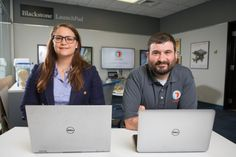 MBA students Lindsay Macaluso and Chris Miano started MemoryFox, a user-friendly app to preserve family history. #genealogy