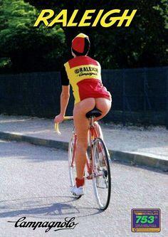Ti Raleigh Girl A4 poster Campagnolo C Record Bianchi Cinelli   Sports, vacances, Cyclisme, vélos, Composants, pièces de vélos   eBay!