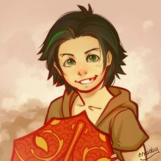Erraday - Ninjago - Is this little Morro cause it's adorable