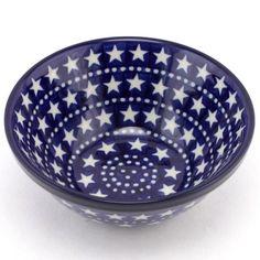 $23.99 Bowl 5.5 inch (14 cm) #206 | Slavica Polish Pottery