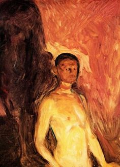 edvard munch self portrait - Google Search