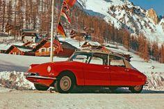 1957 Citroen DS