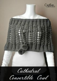 This convertible cowl pattern can be worn so many different ways. I love the detail the front post stitches give, especially mixed with the shell stitches. This post contains affiliate links.  You can click on any yarn or material highlighted to purchase By using this pattern you agree to the Pattern Terms of Use set [...]