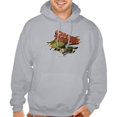 Michelangelo - Chuck this Out Hooded Pullover #tmntshirts #michelangelo  For more visit http://www.zazzle.com/ninjaturtles?dp=238308729910790362
