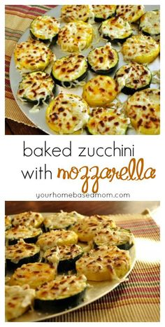 This baked zucchini with mozzarella is the perfect way to get your kids to eat their veggies. Recettes de cuisine Gâteaux et desserts Cuisine et boissons Cookies et biscuits Cooking recipes Dessert recipes Food dishes Cooked Vegetable Recipes, Vegetable Korma Recipe, Spiral Vegetable Recipes, Vegetable Dishes, Vegetarian Recipes, Vegetable Samosa, Vegetable Spiralizer, Cooking Recipes, Healthy Recipes