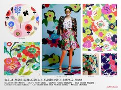 Spring/Summer 2016 Print Trend Report Part 1 + 64 Stock Designs | Patternbank