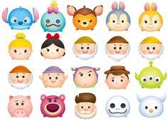 . Disney Diy, Disney Crafts, Baby Disney, Tsum Tsum Party, Disney Tsum Tsum, Tsum Tsum Wallpaper, Easy Disney Drawings, Panda Birthday, Kids Diary