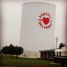 Purcell: the heart of Oklahoma!