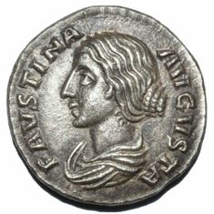 AR DENARIUS FAUSTINA II MARCUS AURELIUS 161AD ROMAN EMPIRE SILVER NOVELTY STRIKE   eBay Ebay Watches, Us Coins, Roman Empire, My Ebay, Personalized Items, Silver, Roman Britain, Money