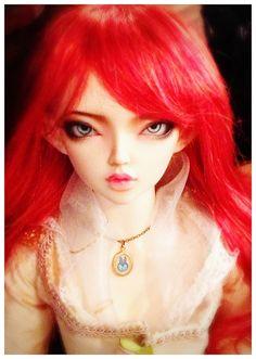 Fairyland FeePle60 2012 Nanuri A Elf Chloe #bjd