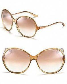 ee42e1d7e30 Oversized round sunglasses - Jimmy Choo  JimmyChoo
