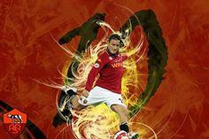 Francesco Totti Football Soccer Stars Spun Silk Fabric Cloth Wall Poster Print (36x24inch 90x60cm) SF http://www.amazon.com/dp/B00X3HRTTM/ref=cm_sw_r_pi_dp_Hq8Dvb1X1KJFJ