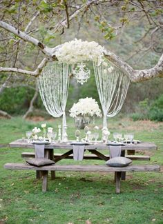 Would be even better to have this instead of a arch to get married under