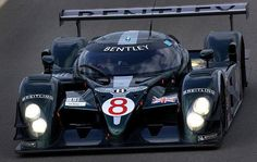 2003 .. Le Mans .. Team Bentley .. No.8 .. driven by Herbert / Bradham / Blundell , finished 2nd .....The No.7 car , driven by Capello / Kristensen / Smith .Won at an average speed of 214Kph .