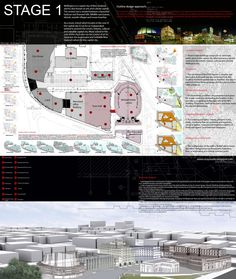 Design for a music school in Wellington, New Zealand