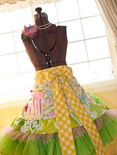 I love a cute apron!