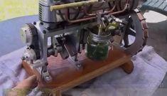 Science Experiment Kits, Chevy Motors, Stirling Engine, Generators For Sale, Metal Puzzles, Porsche 356 Speedster, Electronics Basics, Clever Gadgets, Magnetic Motor