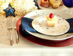 I pinned this from the A Fabulous 4th of July Fete - Red, White & Blue Entertaining Essentials event at Joss and Main!
