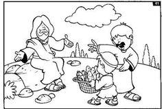 Desenhos BÍBLICOS para imprimir para crianças espertas | Início